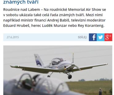 LITOMĚŘICKÝ DENÍK – Air Show